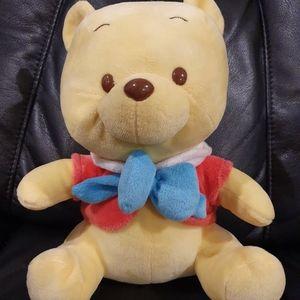 Winnie The Pooh Baby Plush  (26cm tall; 20cm wide)